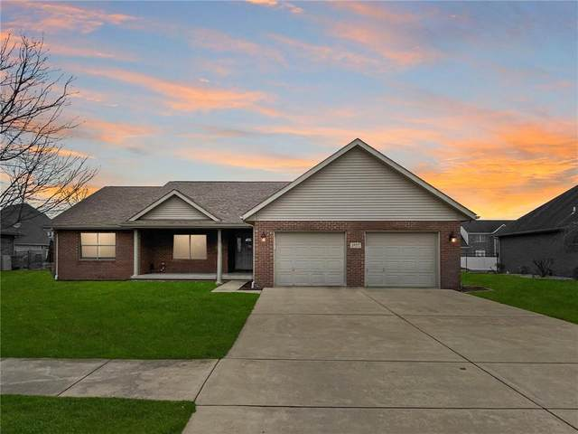 1657 Bell Ford Drive E, Seymour, IN 47274 (MLS #21759447) :: Anthony Robinson & AMR Real Estate Group LLC