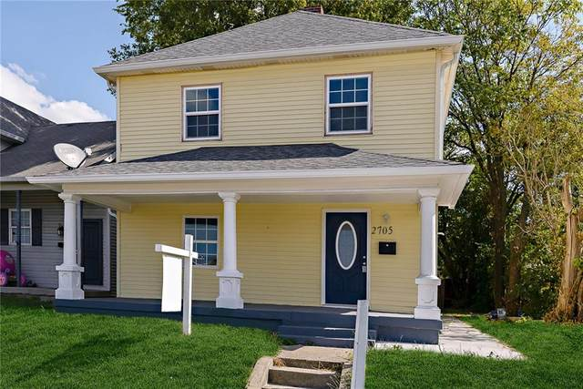 2705 Shriver Avenue, Indianapolis, IN 46208 (MLS #21759472) :: RE/MAX Legacy