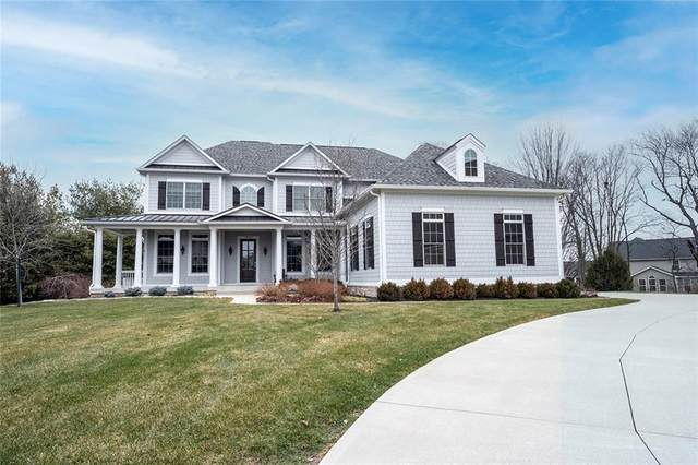 14515 Smickle Lane, Carmel, IN 46033 (MLS #21759479) :: The Indy Property Source