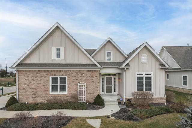 1733 Mill Pond Court, Franklin, IN 46131 (MLS #21759488) :: Realty ONE Group Dream