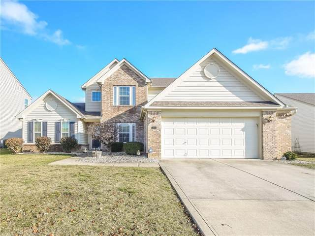 1077 Sycamore Court, Greenwood, IN 46143 (MLS #21759489) :: Mike Price Realty Team - RE/MAX Centerstone