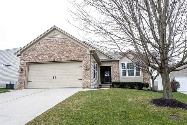 13042 Ratliff Run, Fishers, IN 46037 (MLS #21759503) :: Realty ONE Group Dream