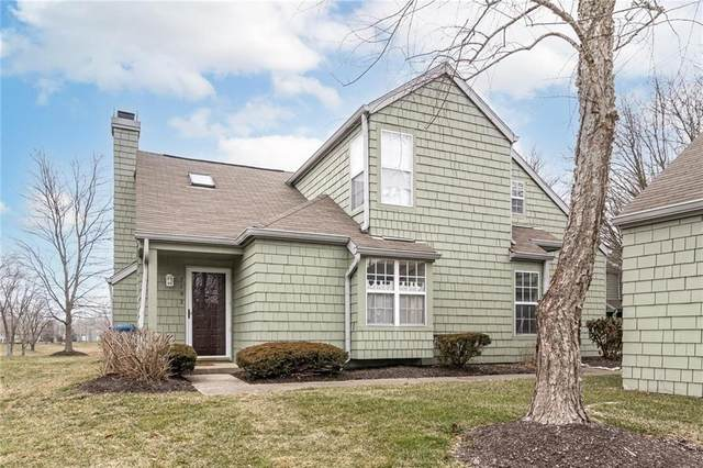 7192 Harbour Isle, Indianapolis, IN 46240 (MLS #21759505) :: Realty ONE Group Dream