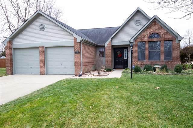 6621 Pamona Circle, Indianapolis, IN 46214 (MLS #21759508) :: Richwine Elite Group