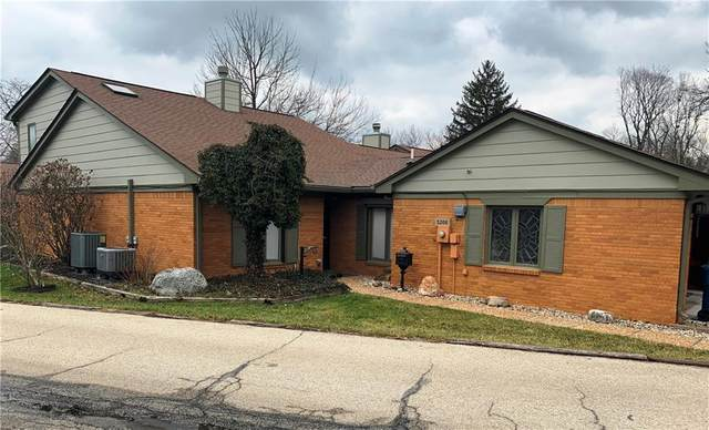 5208 Hawks Point Road #240, Indianapolis, IN 46226 (MLS #21759510) :: The Evelo Team