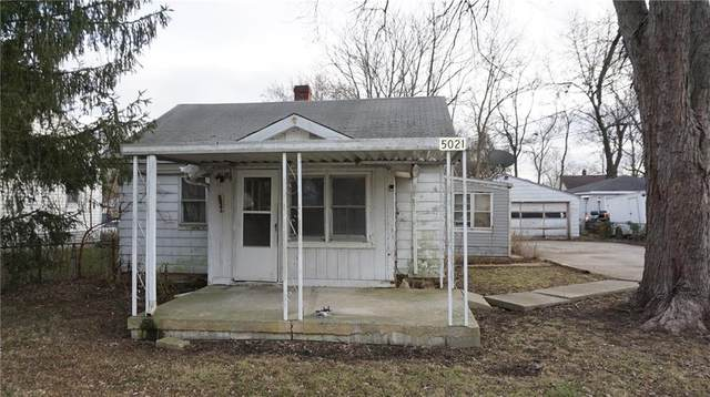 5021 Iowa Street, Indianapolis, IN 46203 (MLS #21759519) :: The Indy Property Source