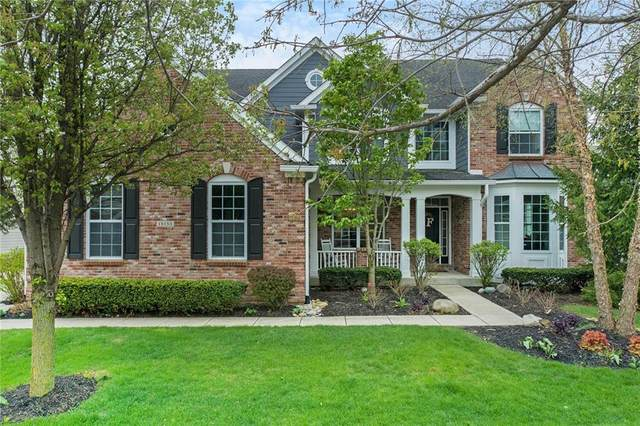 15153 Clove Hitch Court, Fishers, IN 46040 (MLS #21759522) :: The Evelo Team
