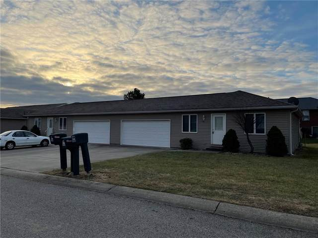 801 & 805 W Gaston Drive, Greensburg, IN 47240 (MLS #21759541) :: Mike Price Realty Team - RE/MAX Centerstone