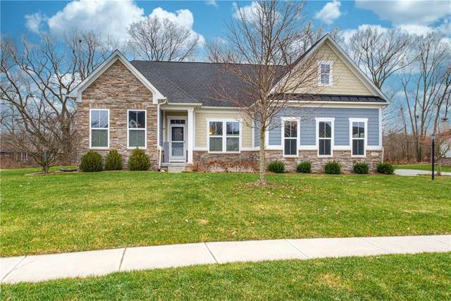 6921 Linden Woods Drive, Avon, IN 46123 (MLS #21759542) :: Mike Price Realty Team - RE/MAX Centerstone
