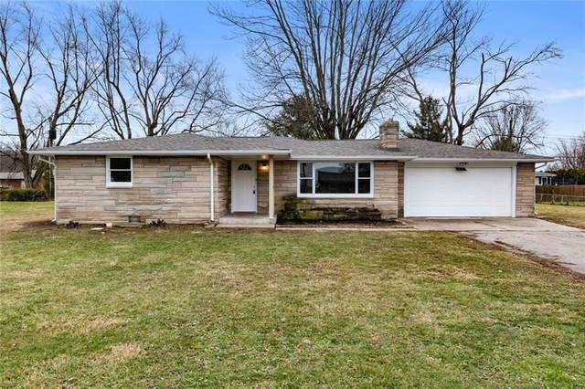 811 Valley Drive, Anderson, IN 46011 (MLS #21759549) :: Mike Price Realty Team - RE/MAX Centerstone
