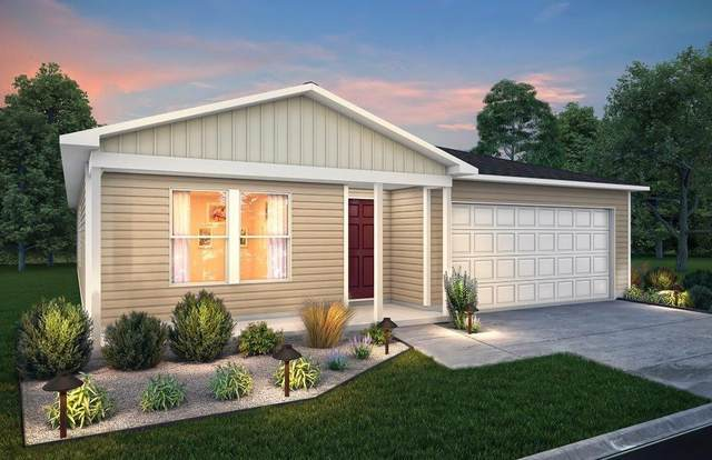 1005 Waterfront Court, New Castle, IN 47362 (MLS #21759557) :: Realty ONE Group Dream