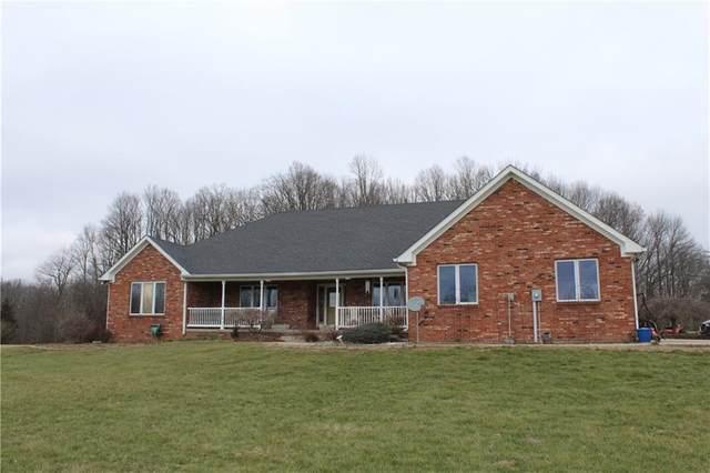 959 E County Road 825 N N, Bainbridge, IN 46105 (MLS #21759571) :: The Indy Property Source