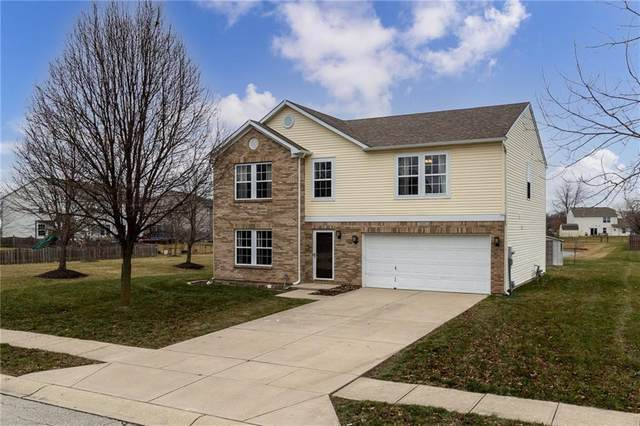 10694 Coyote Run, Fishers, IN 46038 (MLS #21759572) :: Realty ONE Group Dream