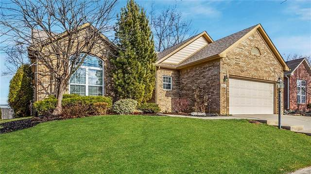 1562 Quail Glen Court, Carmel, IN 46032 (MLS #21759582) :: Corbett & Company