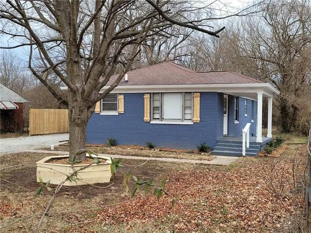 6067 Bettcher Avenue, Indianapolis, IN 46228 (MLS #21759587) :: AR/haus Group Realty