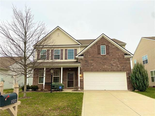 15202 Fallen Leaves Lane, Noblesville, IN 46060 (MLS #21759589) :: Realty ONE Group Dream