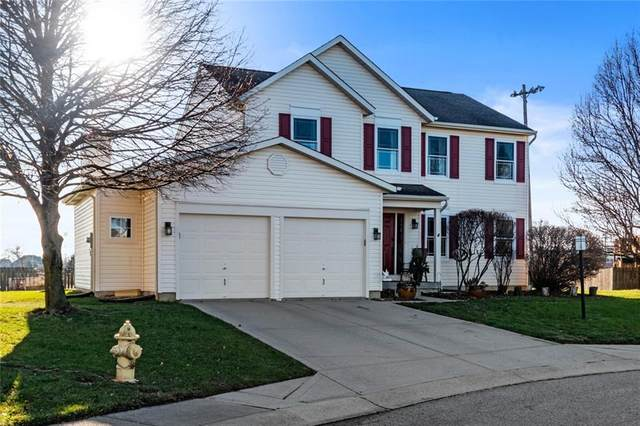 903 Hearthside Court, Brownsburg, IN 46112 (MLS #21759607) :: Realty ONE Group Dream
