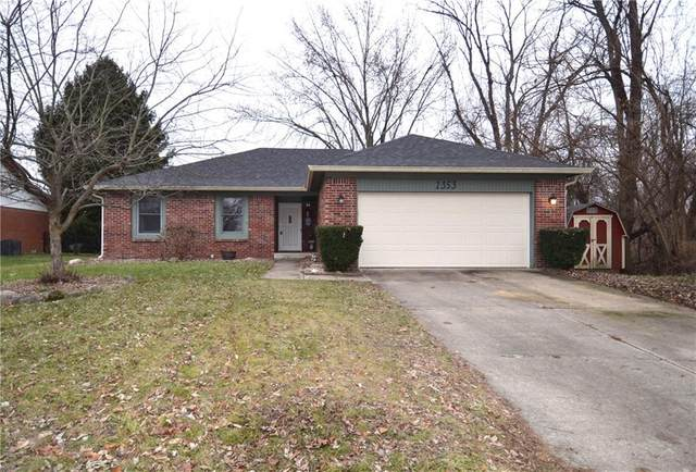 1353 Boone Court, Indianapolis, IN 46217 (MLS #21759617) :: The Evelo Team