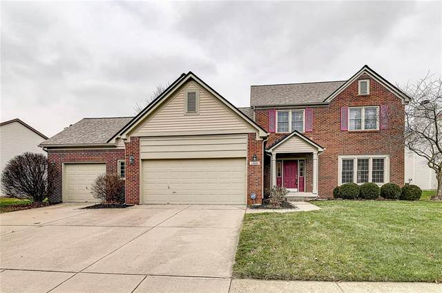 13450 Versailles Drive, Carmel, IN 46032 (MLS #21759625) :: AR/haus Group Realty
