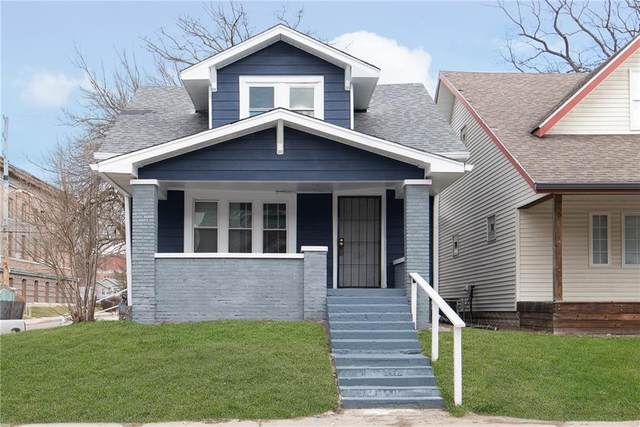 976 W 29th Street, Indianapolis, IN 46208 (MLS #21759627) :: Heard Real Estate Team   eXp Realty, LLC