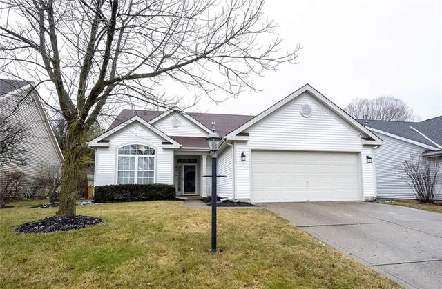 10340 Lakeland Drive, Fishers, IN 46037 (MLS #21759628) :: Mike Price Realty Team - RE/MAX Centerstone