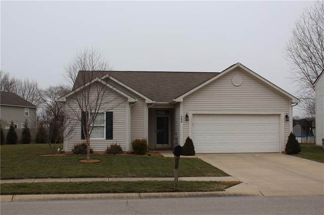 688 Harbor Drive, Avon, IN 46123 (MLS #21759629) :: Corbett & Company