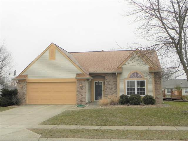 8452 Inland Drive, Avon, IN 46123 (MLS #21759645) :: Realty ONE Group Dream