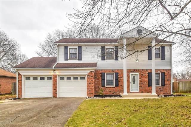 741 Haymount Drive, Indianapolis, IN 46241 (MLS #21759653) :: The Evelo Team