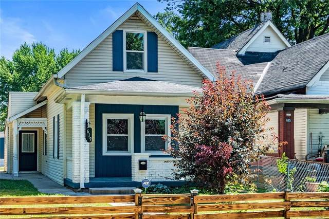619 Prospect Street, Indianapolis, IN 46203 (MLS #21759661) :: Realty ONE Group Dream