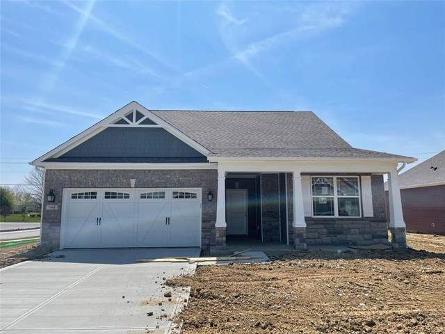 7338 Wooden Grange Drive, Indianapolis, IN 46259 (MLS #21759667) :: RE/MAX Legacy