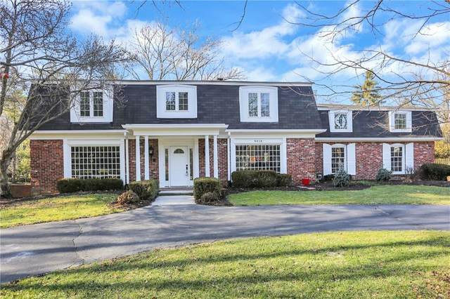 9418 Holliday Drive, Indianapolis, IN 46260 (MLS #21759683) :: Richwine Elite Group