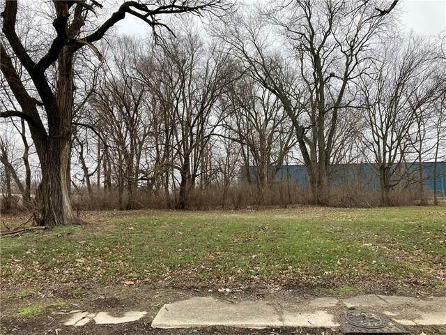 2045 Columbia Avenue, Indianapolis, IN 46202 (MLS #21759690) :: Dean Wagner Realtors