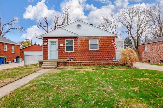 213 S Sheridan Avenue, Indianapolis, IN 46219 (MLS #21759698) :: The Evelo Team