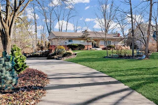 6145 Green Leaves Circle, Indianapolis, IN 46220 (MLS #21759702) :: AR/haus Group Realty