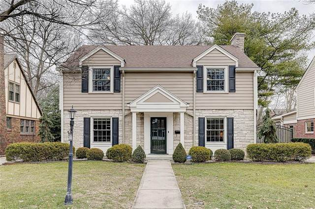 5869 N New Jersey Street, Indianapolis, IN 46220 (MLS #21759711) :: AR/haus Group Realty