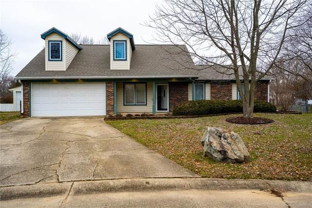 7834 Chicopee Court, Indianapolis, IN 46217 (MLS #21759722) :: AR/haus Group Realty