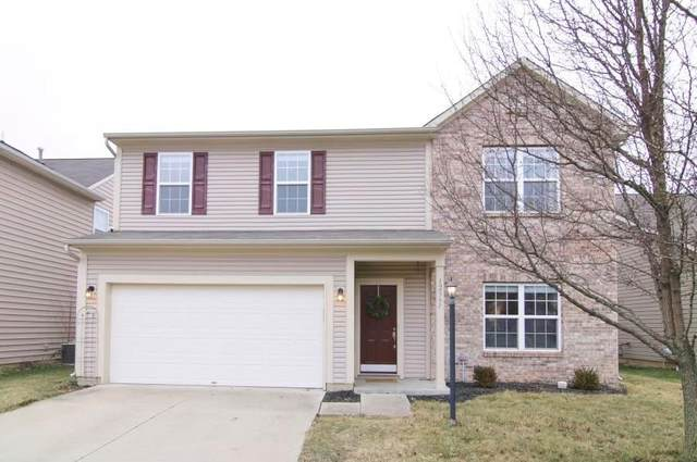 12367 Berry Patch Lane, Fishers, IN 46037 (MLS #21759729) :: Realty ONE Group Dream
