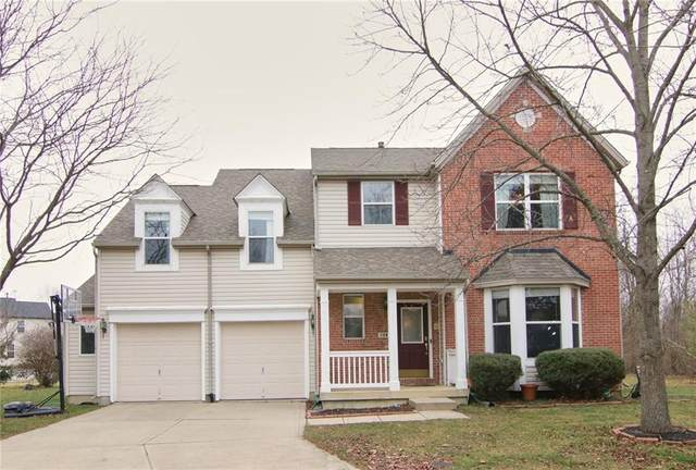 1362 Midway Court, Carmel, IN 46032 (MLS #21759730) :: The Evelo Team