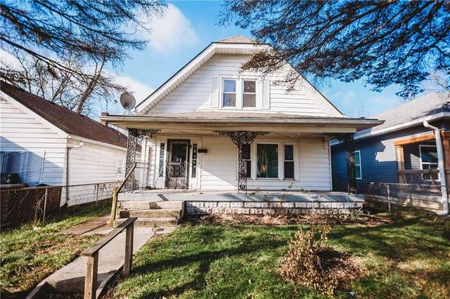 536 N Parker Avenue, Indianapolis, IN 46201 (MLS #21759741) :: Realty ONE Group Dream