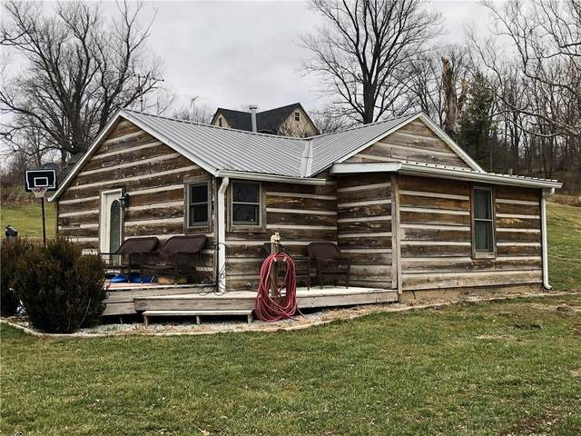 3484 E Mahalasville Road, Martinsville, IN 46151 (MLS #21759747) :: The Indy Property Source