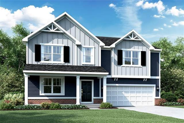 267 Verdant Drive, Cicero, IN 46034 (MLS #21759754) :: Realty ONE Group Dream