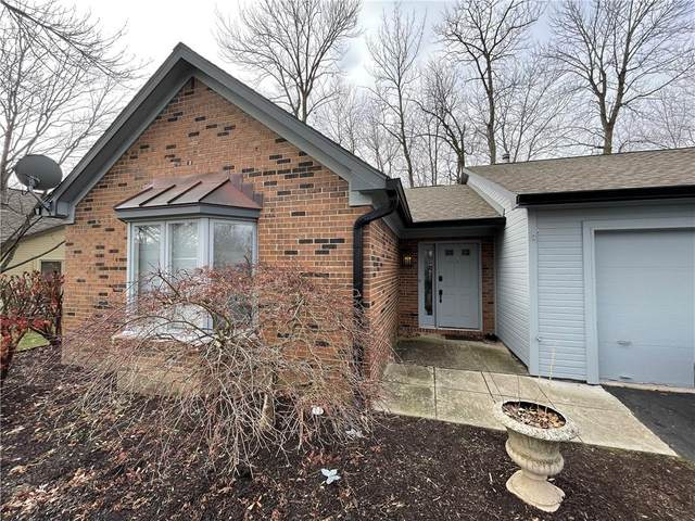 9566 Cadbury Circle, Indianapolis, IN 46260 (MLS #21759756) :: Realty ONE Group Dream