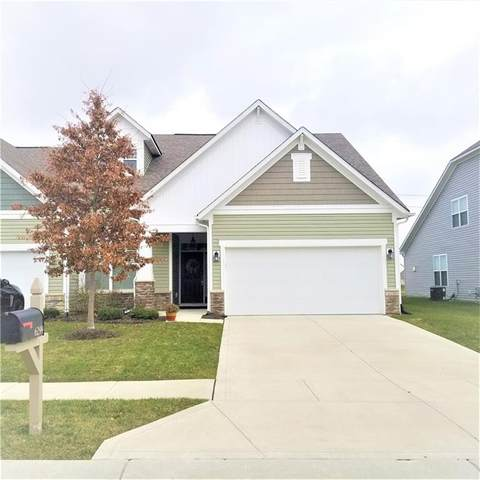 6299 Colonial Drive, Whitestown, IN 46075 (MLS #21759777) :: Mike Price Realty Team - RE/MAX Centerstone