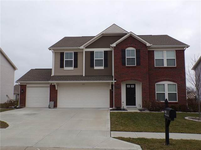 2685 Solidago Drive, Plainfield, IN 46168 (MLS #21759793) :: The Evelo Team