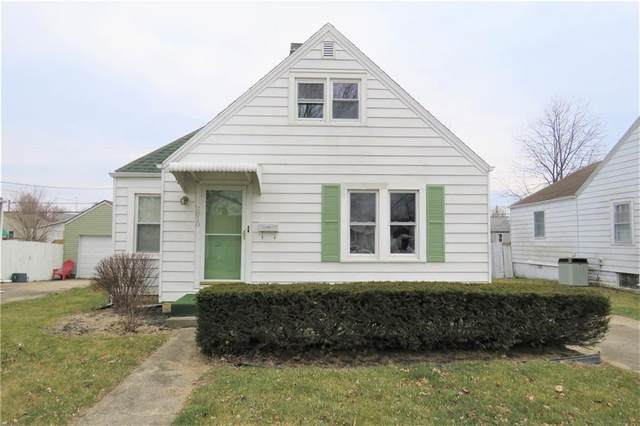 2810 S 19th Street, New Castle, IN 47362 (MLS #21759827) :: The Evelo Team