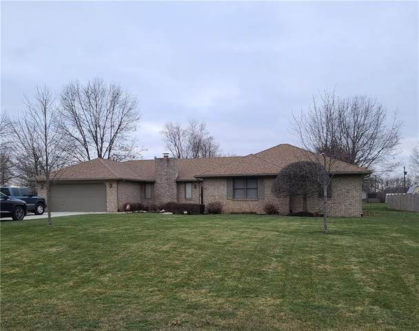 2347 Price Drive, Anderson, IN 46012 (MLS #21759829) :: Realty ONE Group Dream