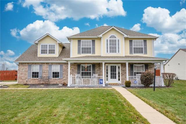 864 Palomino Place, Bargersville, IN 46106 (MLS #21759852) :: AR/haus Group Realty