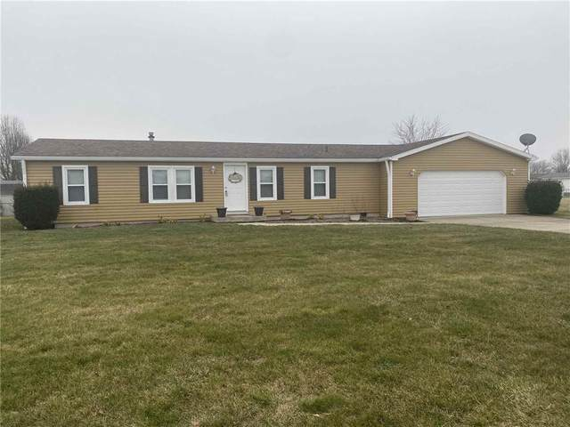 4469 Blue Heron Drive, Richmond, IN 47384 (MLS #21759885) :: AR/haus Group Realty