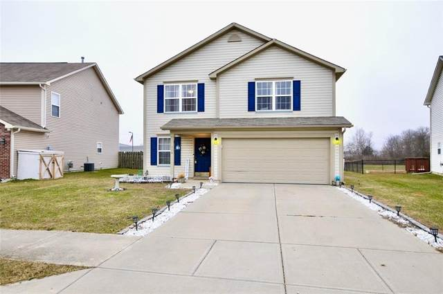 116 Rambling Road, Greenfield, IN 46140 (MLS #21759905) :: Realty ONE Group Dream