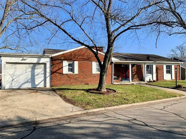 204 Newsom Avenue, Columbus, IN 47201 (MLS #21759923) :: Realty ONE Group Dream